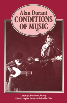 Conditions of Music, PDF eBook