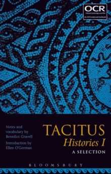 Tacitus Histories I: A Selection, Paperback Book