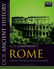 OCR Ancient History GCSE Component 2 : Rome, Paperback Book
