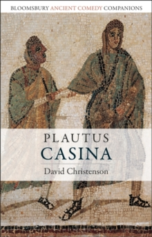 Plautus: Casina, Paperback / softback Book