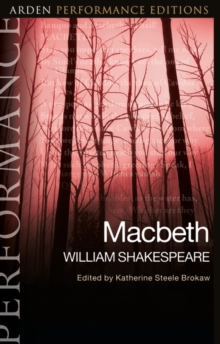 Macbeth: Arden Performance Editions, Paperback / softback Book