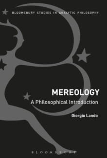 Mereology: A Philosophical Introduction, Paperback / softback Book