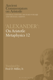 'Alexander': On Aristotle Metaphysics 12, PDF eBook