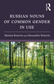 Russian Nouns of Common Gender in Use, PDF eBook