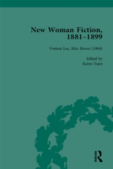New Woman Fiction, 1881-1899, Part I Vol 2, PDF eBook