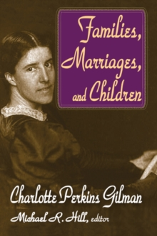 Families, Marriages, and Children, PDF eBook