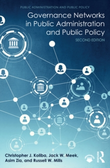 Governance Networks in Public Administration and Public Policy, PDF eBook