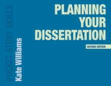 Planning Your Dissertation, Paperback / softback Book
