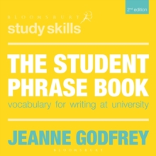 The Student Phrase Book : Vocabulary for Writing at University, Paperback / softback Book