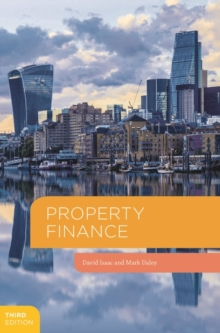 Property Finance, Paperback / softback Book