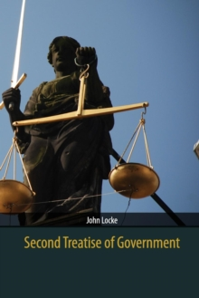 Second Treatise of Government, Paperback / softback Book