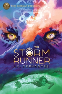 The Storm Runner, Hardback Book