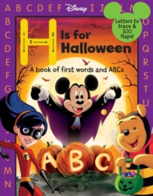 H Is For Halloween, Board book Book