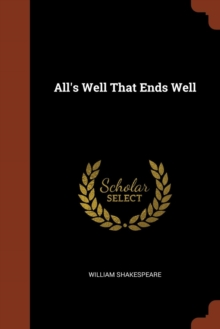 All's Well That Ends Well, Paperback Book