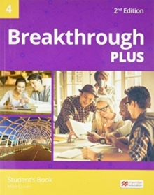 Breakthrough Plus 2nd Edition Level 4 Student's Book, Paperback / softback Book