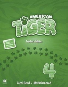 American Tiger Level 4 Teacher's Edition Pack, Mixed media product Book