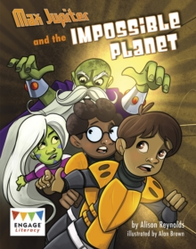 Max Jupiter and the Impossible Planet, Paperback / softback Book