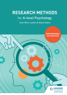 Research Methods for A-level Psychology, PDF eBook