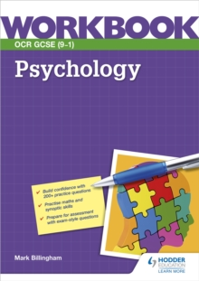 OCR GCSE (9-1) Psychology Workbook, Paperback / softback Book