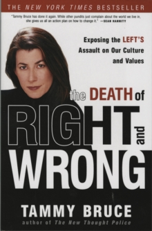 The Death Of Right And Wrong, Paperback / softback Book