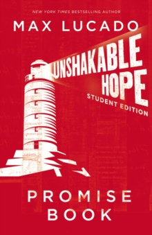 Unshakable Hope Promise Book, Paperback / softback Book
