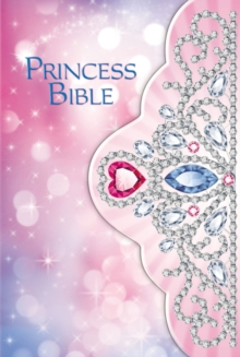 Princess Bible - Tiara, Hardback Book