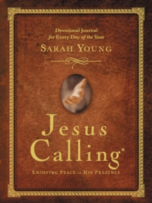 Jesus Calling : Devotional Journal, Hardback Book