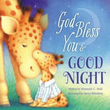 God Bless You and Good Night, Board book Book