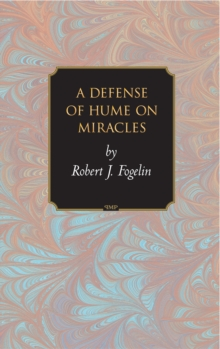 A Defense of Hume on Miracles, EPUB eBook