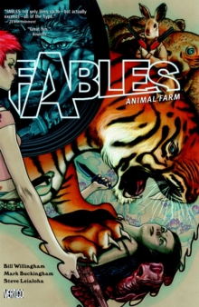 Fables TP Vol 02 Animal Farm, Paperback Book