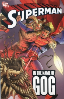 Superman In The Name Of Gog TP, Paperback / softback Book