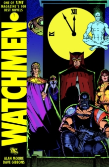 Watchmen TP International Edition, Hardback Book