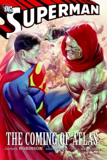 Superman The Coming Of Atlas HC, Hardback Book