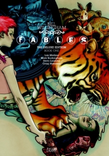 Fables Deluxe Edition HC Vol 01, Hardback Book