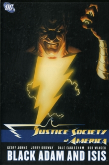 Justice Society Of America, Hardback Book