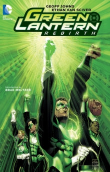 Green Lantern Rebirth TP New Edition, Paperback Book