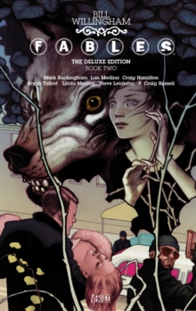 Fables Deluxe Edition HC Vol 02, Hardback Book