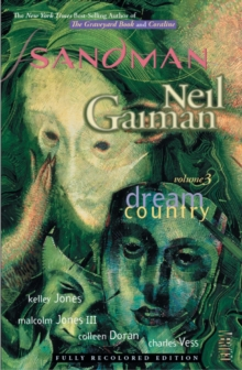 The Sandman Vol. 3, Paperback Book