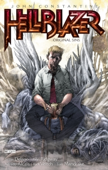 Hellblazer TP Vol 01 Original Sins New Ed, Paperback Book