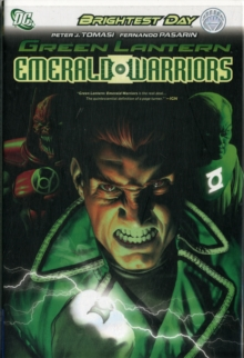 Green Lantern : Emerald Warriors Vol. 1, Hardback Book