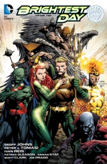 Brightest Day Vol. 2, Paperback / softback Book
