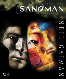 Absolute Sandman HC Vol 05, Hardback Book