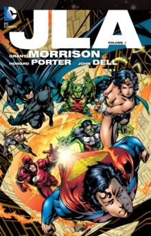 Jla Vol. 1, Paperback / softback Book
