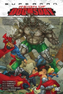 Superman: Reign of Doomsday TP, Paperback Book