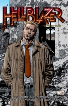 John Constantine, Hellblazer Vol. 4 : The Family Man, Paperback / softback Book