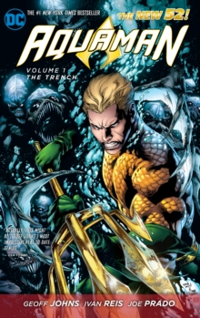 Aquaman Vol. 1 The Trench (The New 52), Paperback Book