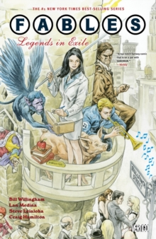 Fables TP Vol 01 Legends In Exile, Paperback Book