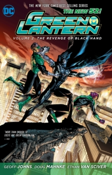 Green Lantern Volume 2: The Revenge of Black Hand TP (The New 52), Paperback Book