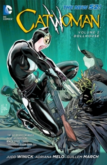 Catwoman Volume 2: Dollhouse TP (The New 52), Paperback Book