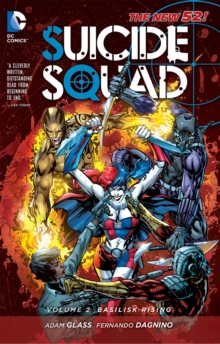 Suicide Squad Volume 2: Basilisk Rising TP (The New 52), Paperback Book